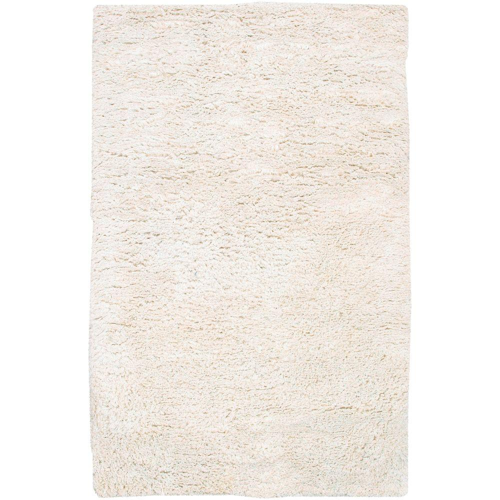 Valloire Ivory 9 ft. x 13 ft. Indoor Area Rug