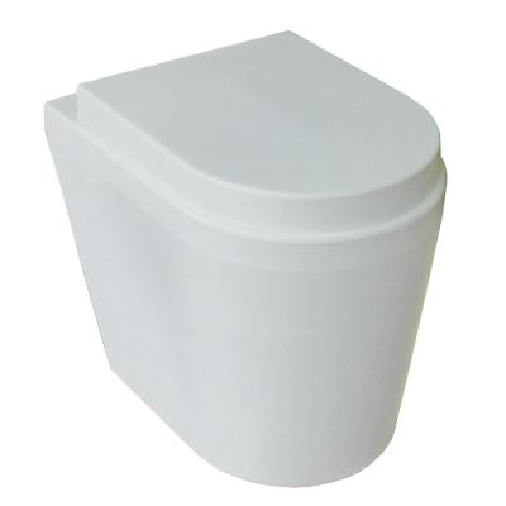 GTG Portable Electric Waterless Toilet