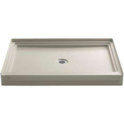 Tresham 48 in. x 36 in. Single Threshold Shower Base in Sandbar