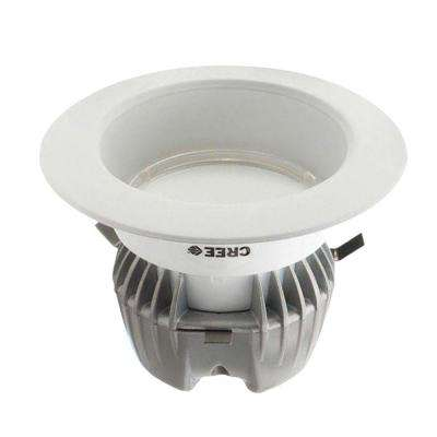 65W Equivalent Daylight (5000K) 4 in. Dimmable LED Downlight with GU24 Base (4-Pack)