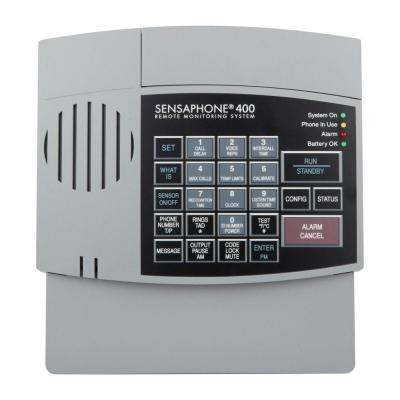 400 Series 4 Channel Remote Monitoring System