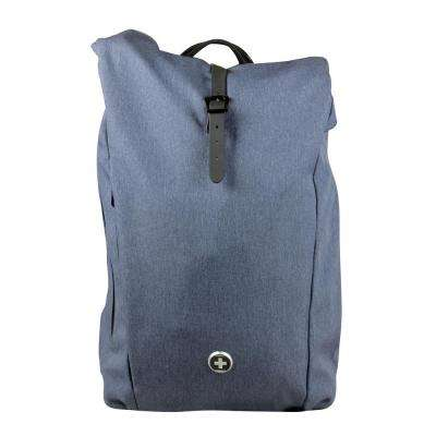 Fall Collection 15 in. Blue Switch Backpack