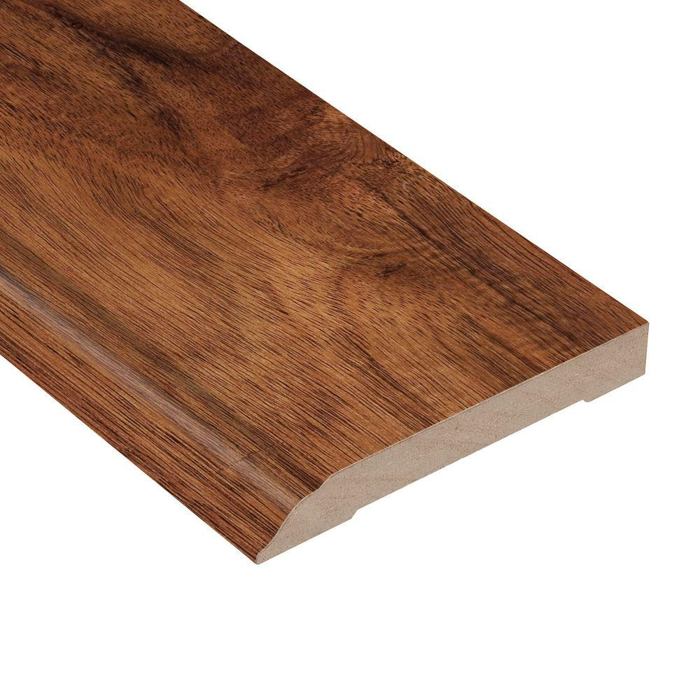 Tobacco Canyon Acacia 1/2 in. Thick x 3-1/2 in. Wide x