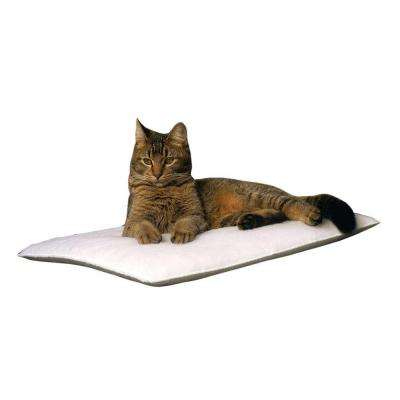 Purr Pad Medium White Bed