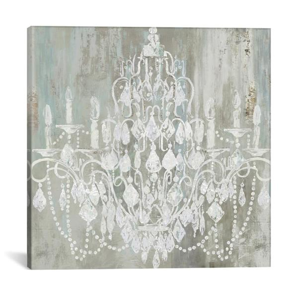 Icanvas Quot Chandelier Quot By Aimee Wilson Canvas Wall Art