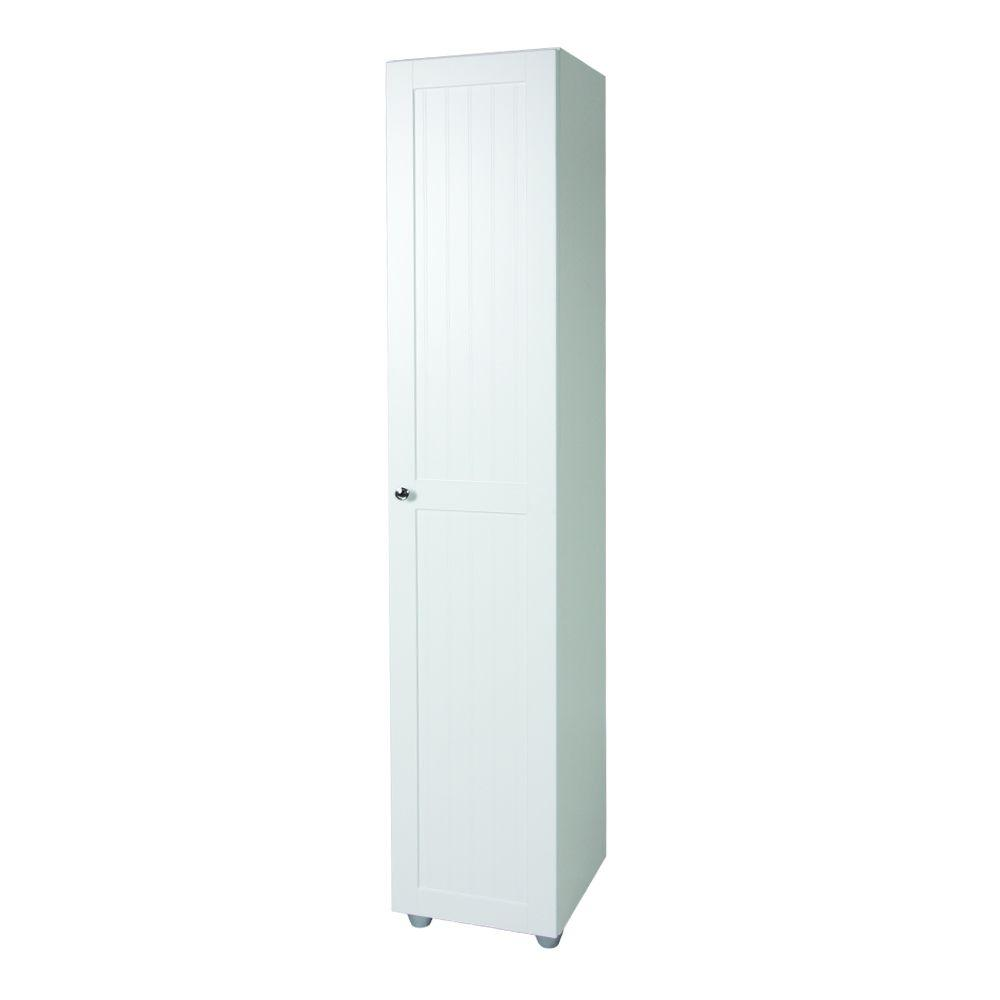 glacier bay laundry assembled x 78 x in cabinet in