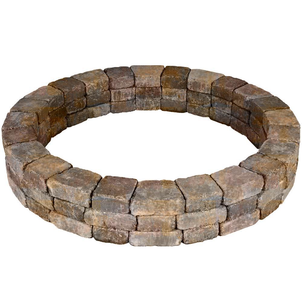 Rumblestone 66 in. x 10.5 in. Tree Ring Kit in Sierra Blend