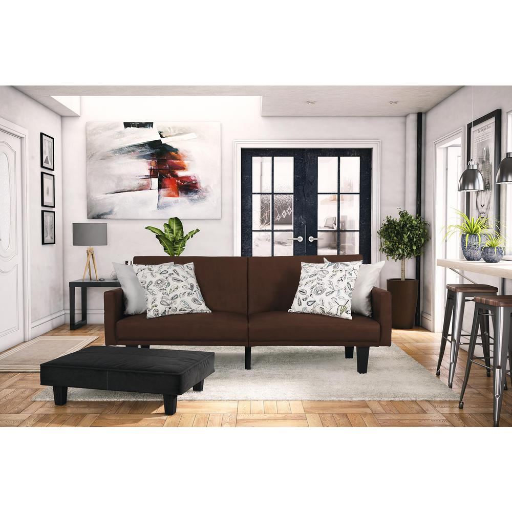 Metro Brown Futon