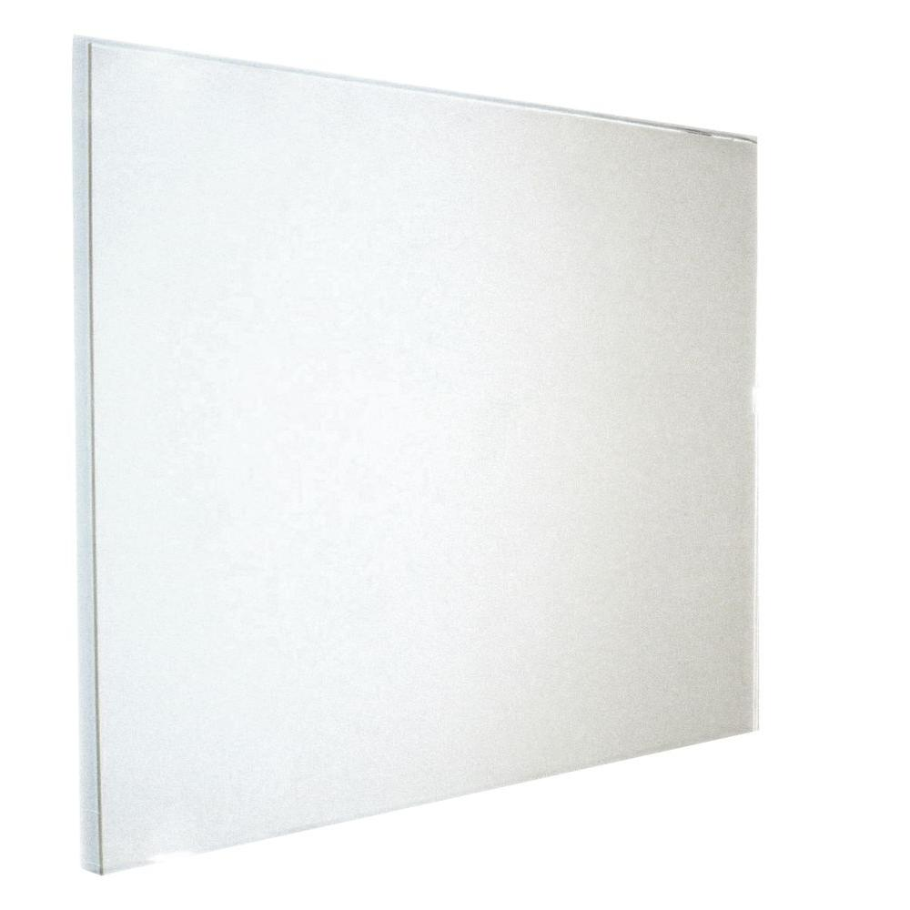Gardner Glass Products 12 in. x 36 in. Acid-Etched Glass