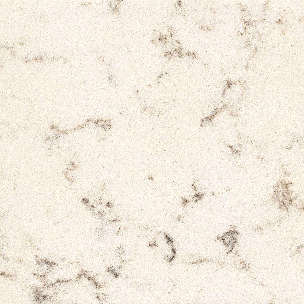 Silestone 2 In. X 4 In. Quartz Countertop Sample In Lyra