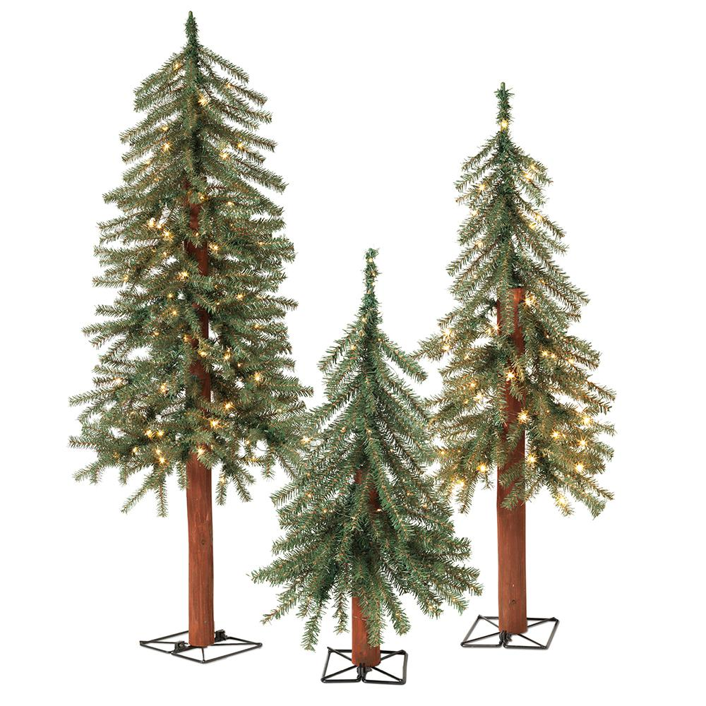 Alpine Artificial Christmas Trees
