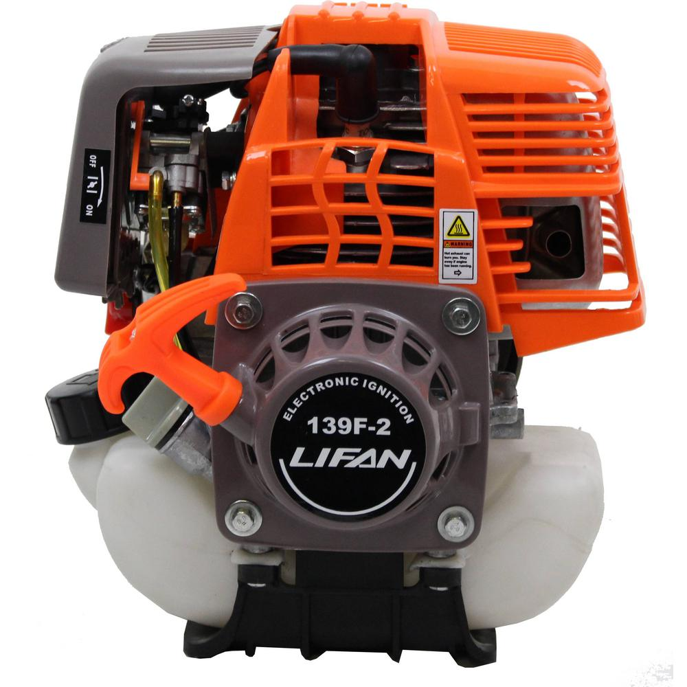 1.5 HP OHC 4-Stroke Clutch Drive Engine with 360° Horizontal/Vertical Mount