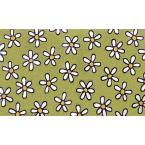 Daisies 20 in. x 30 in. Recycled Rubber Mat