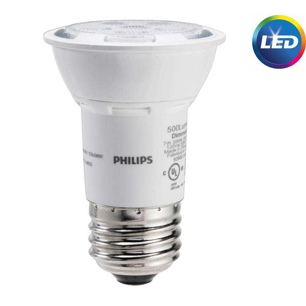 Philips 50 Watt Equivalent Par16 Led Energy Star Light