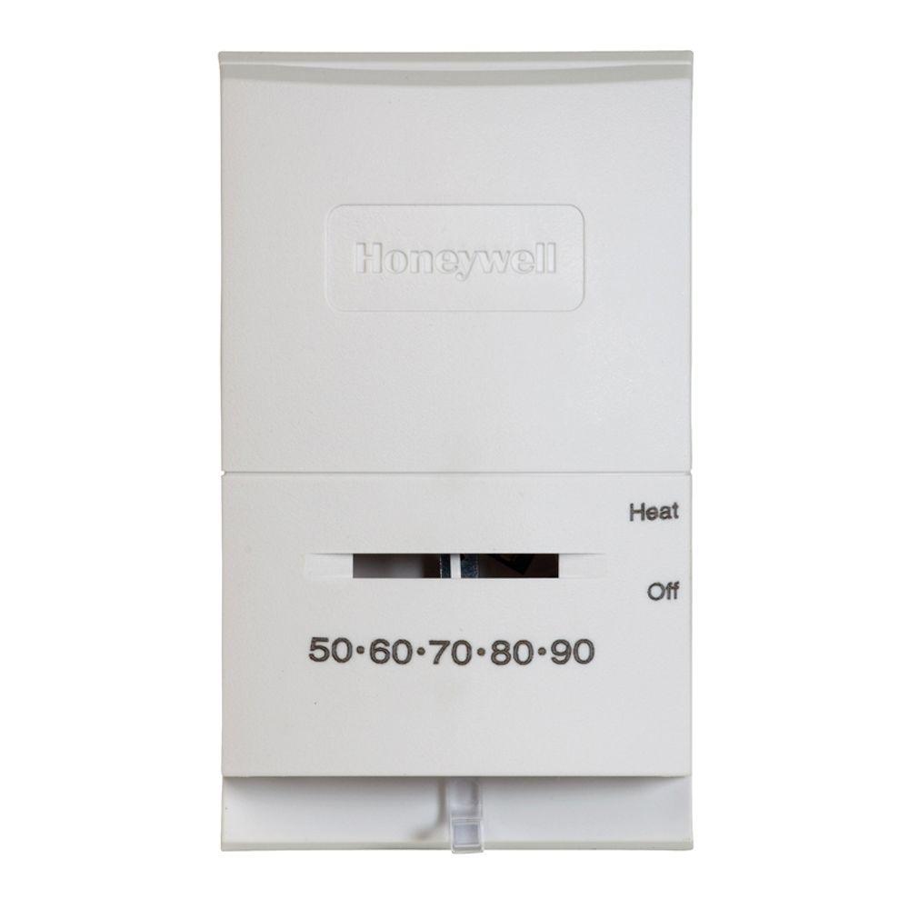 Standard Millivolt Non-Programmable Thermostat