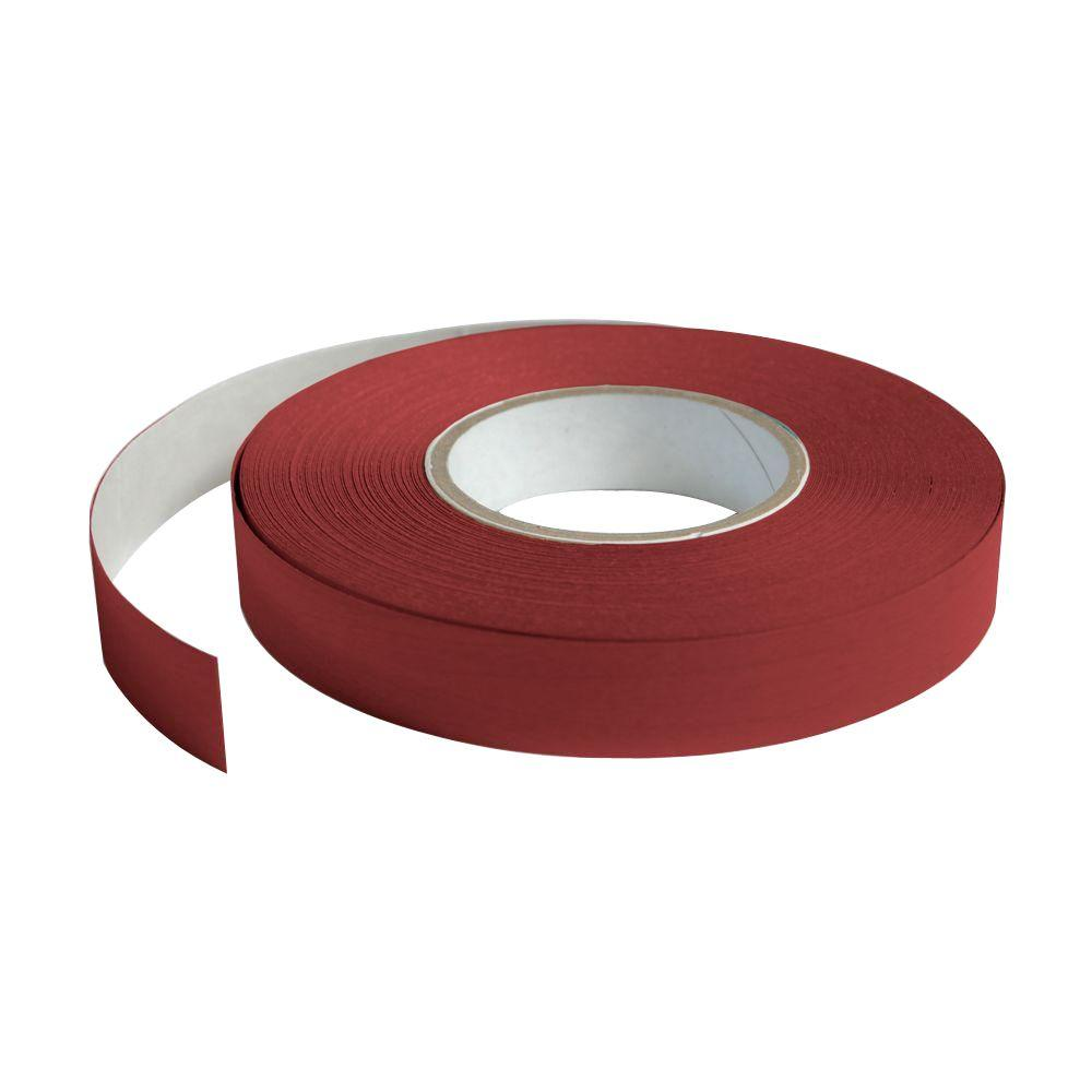 1 in. Wide x 100 ft. Long Roll Deco-Tape Faux Wood-Cherry
