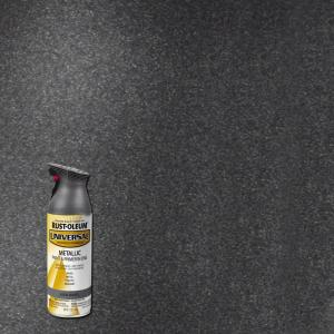 All Surface Metallic Satin Nickel Spray Paint And Primer In One