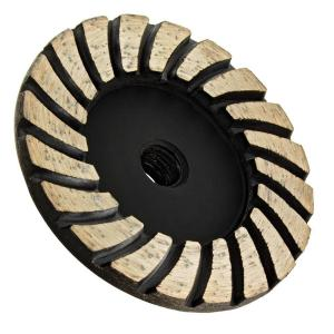 Click here to buy Archer USA 4 inch x 5/8 in.-11 Thread Coarse Grit Turbo Diamond Grinding Wheel for Stone Grinding by Archer USA.