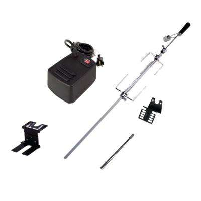 Universal Heavy Duty Rotisserie Kit for Grills