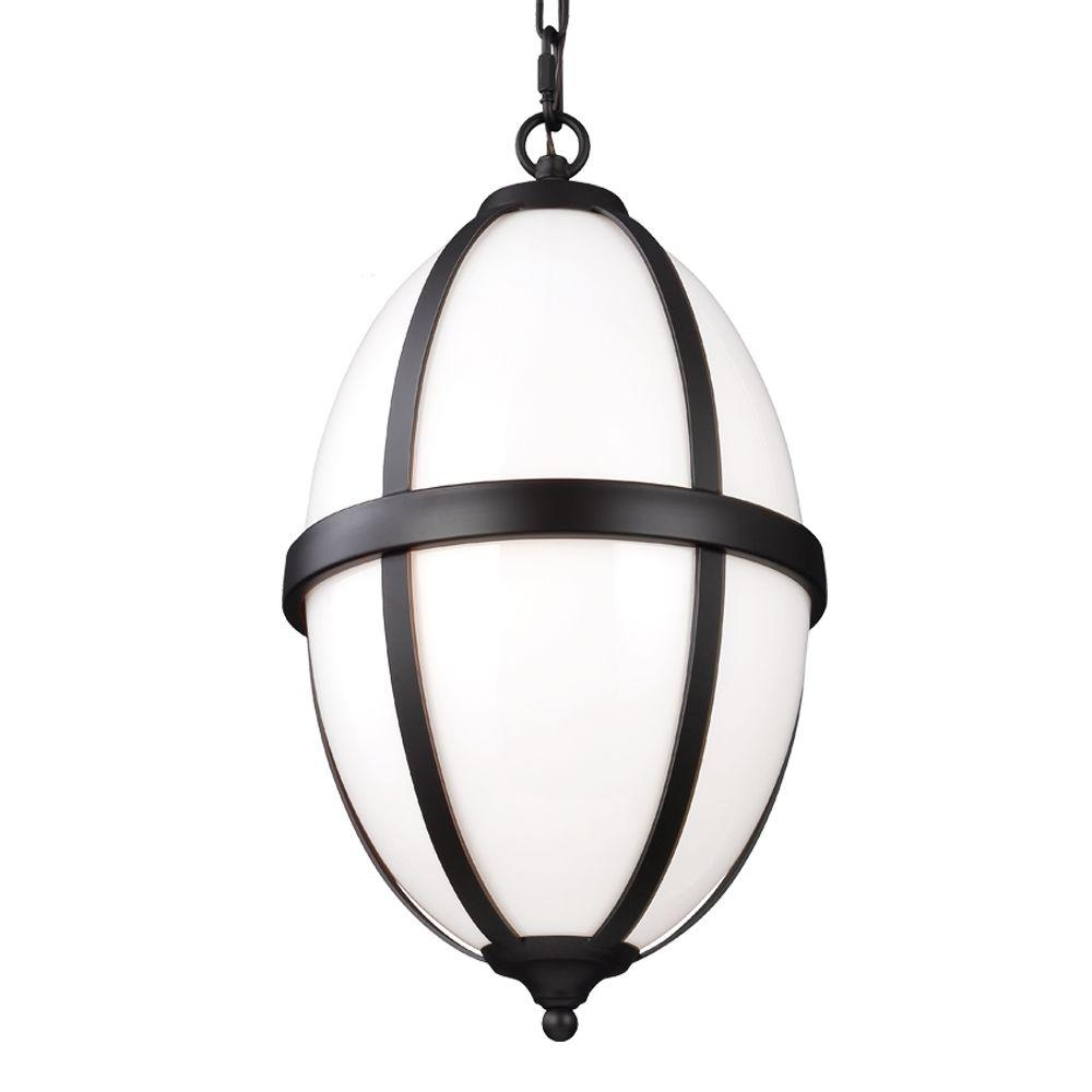 Feiss amato 2 light oil rubbed bronze pendant f30562orb the home feiss amato 2 light oil rubbed bronze pendant arubaitofo Gallery