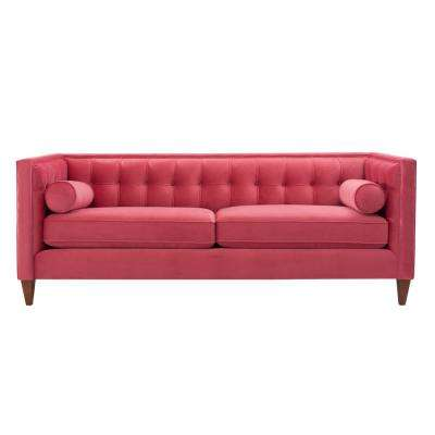 Regular (60-96 in.) - Pink - Sofas & Loveseats - Living Room ...