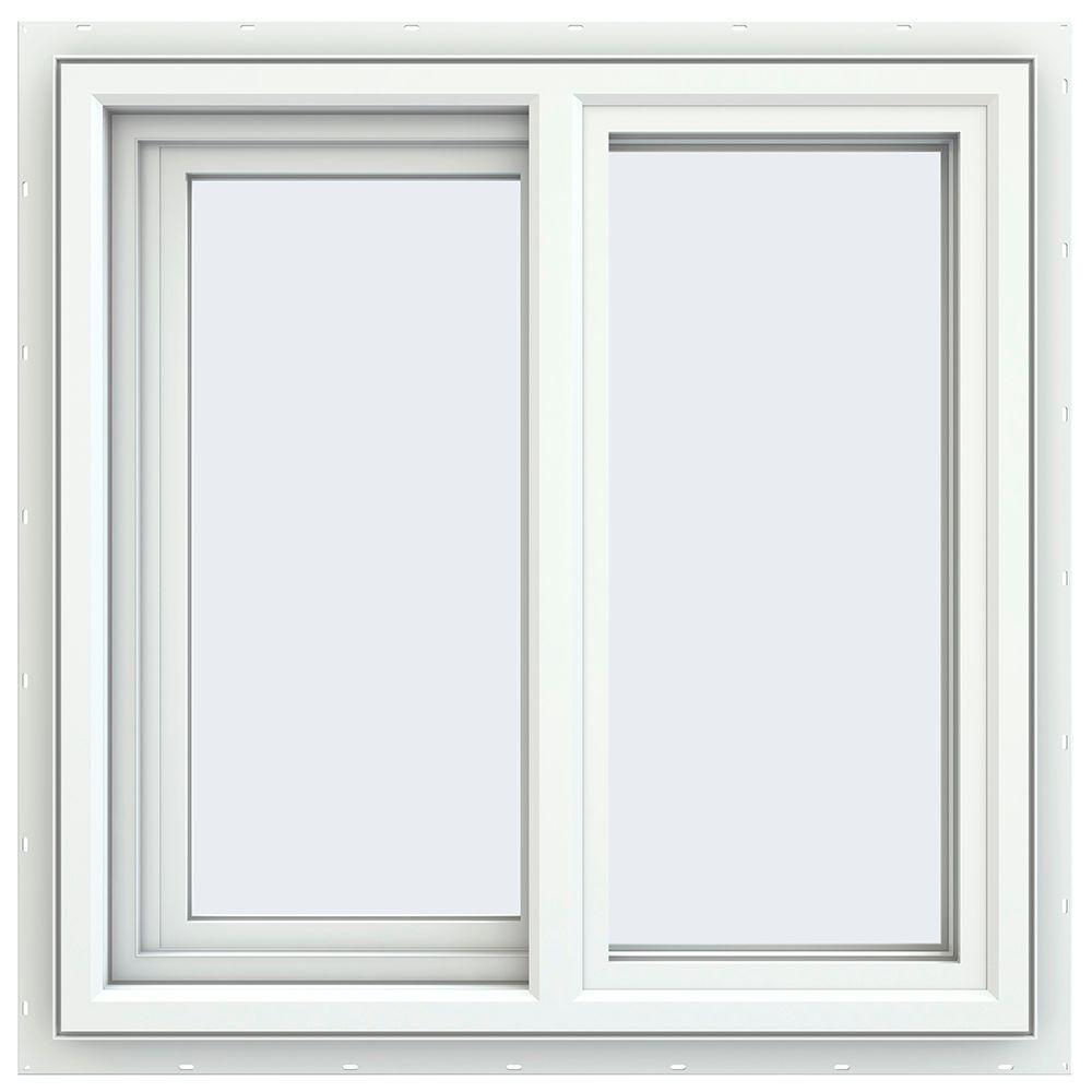 Jeld wen 23 5 in x 23 5 in v 4500 series left hand for Buy jeld wen windows online