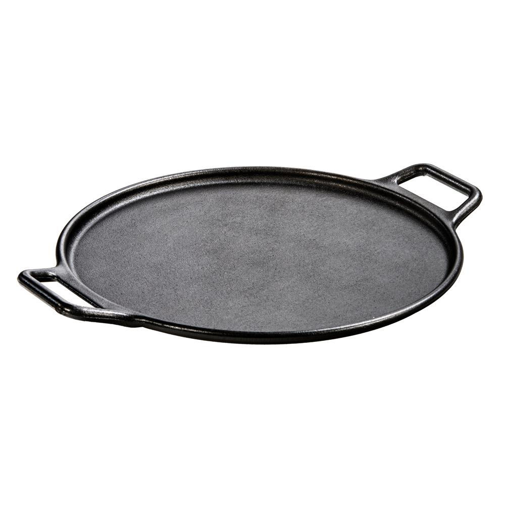 Lodge Cast Iron Pizza Baking Pan P14p3 The Home Depot