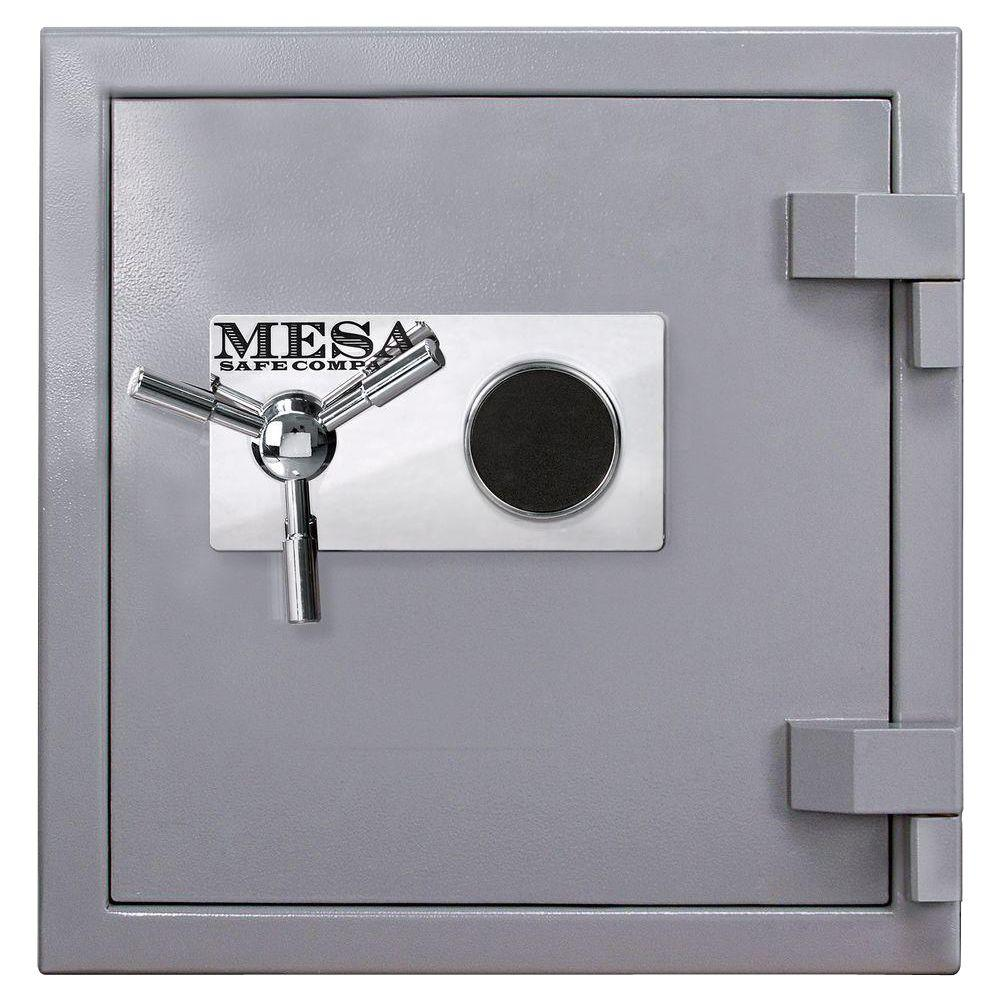 MESA 2.43 cu. ft. Fire Resistant Combination Lock High Security Burglary Fire Safe