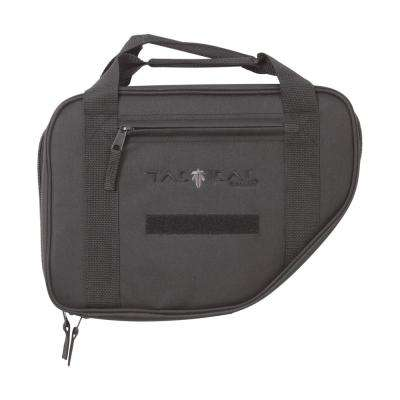 Battalion Double Handgun Case - Black