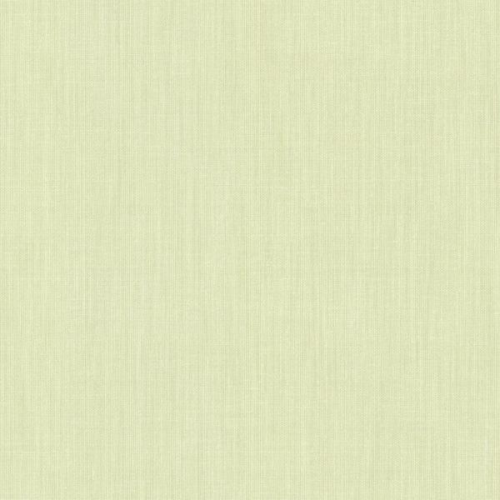 Brewster Laurita Green Linen Texture Wallpaper Sample 2718-21081SAM