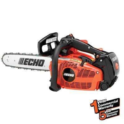 14 in. 35.8cc Gas 2-Stroke Cycle Chainsaw