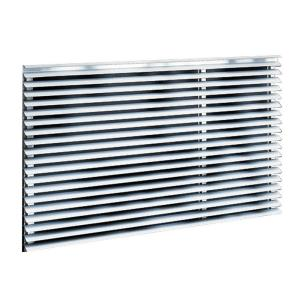 protective rear grille for air