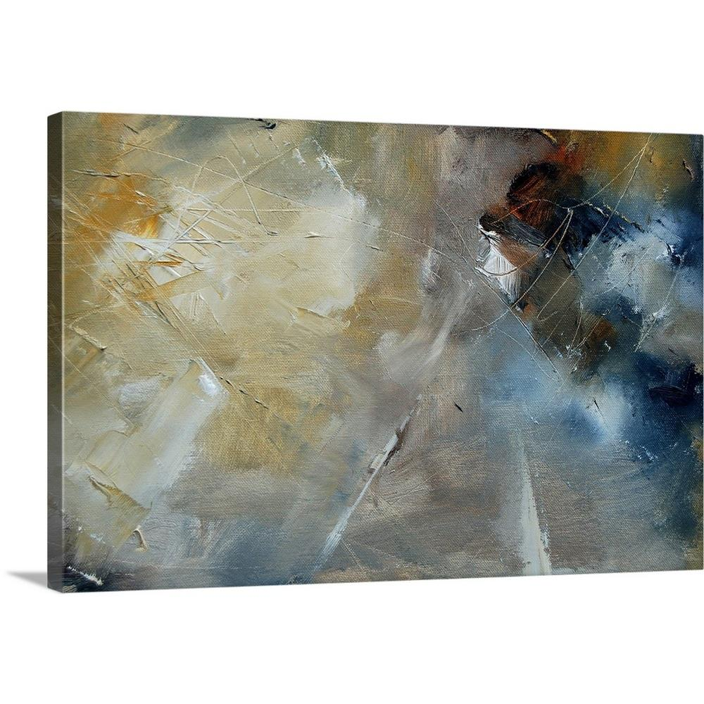 Abstract 904060 by pol ledent canvas wall art