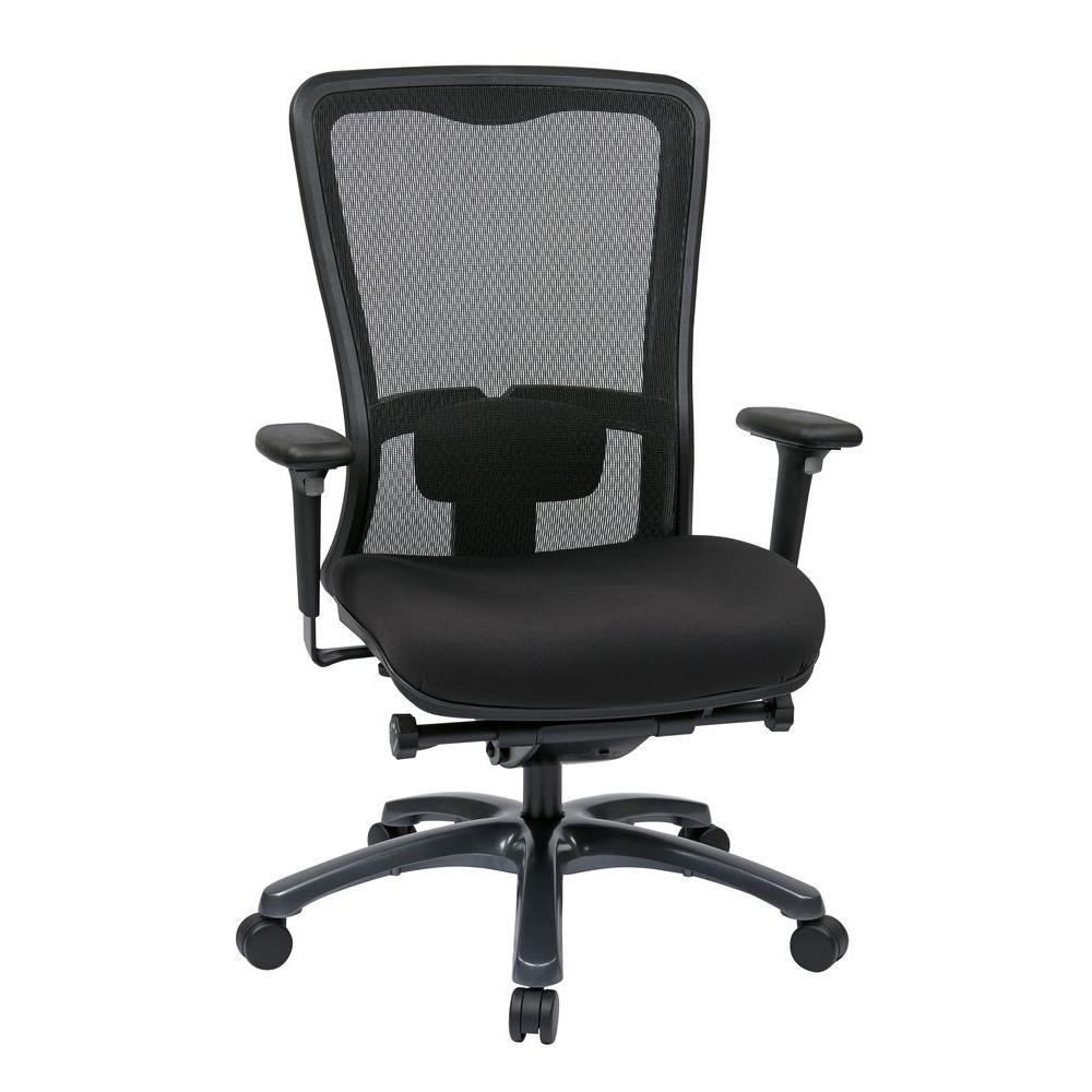 Pro-Line II Coal FreeFlex High Back Office Chair