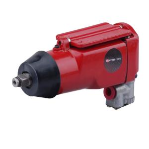 Steel Core 3/8 inch Butterfly Pneumatic Air Impact Wrench with 75 ft./lb. Torque by Steel Core