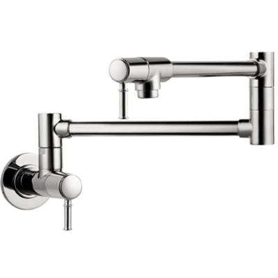 Talis Wall Mounted Potfiller in Chrome