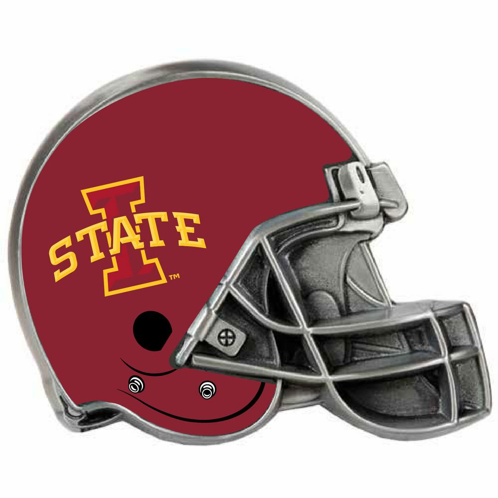 Great American Products Iowa State Cyclones Helmet Hitch Cover