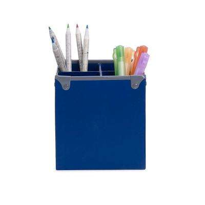Frisco Paperboard Pencil Cup, Navy