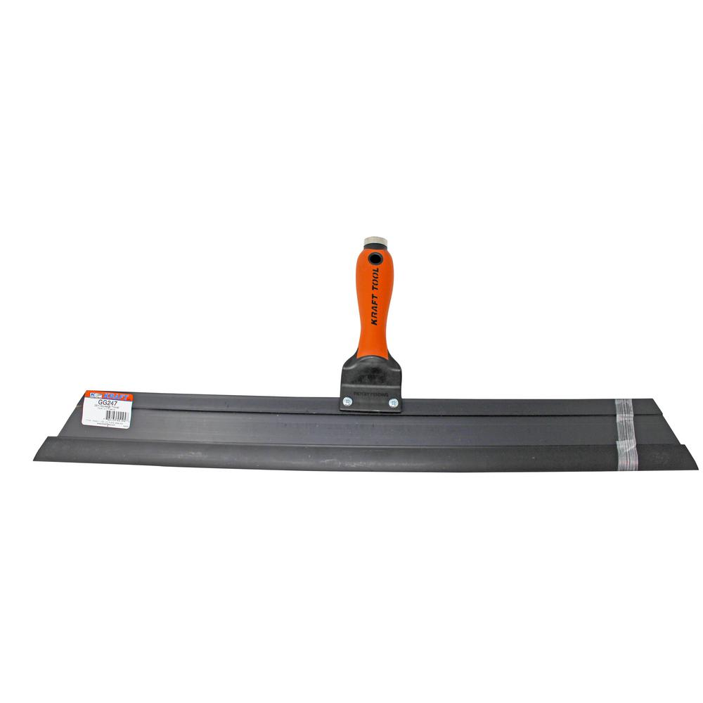 26 in. Squeegee Trowel - Soft Grip Handle