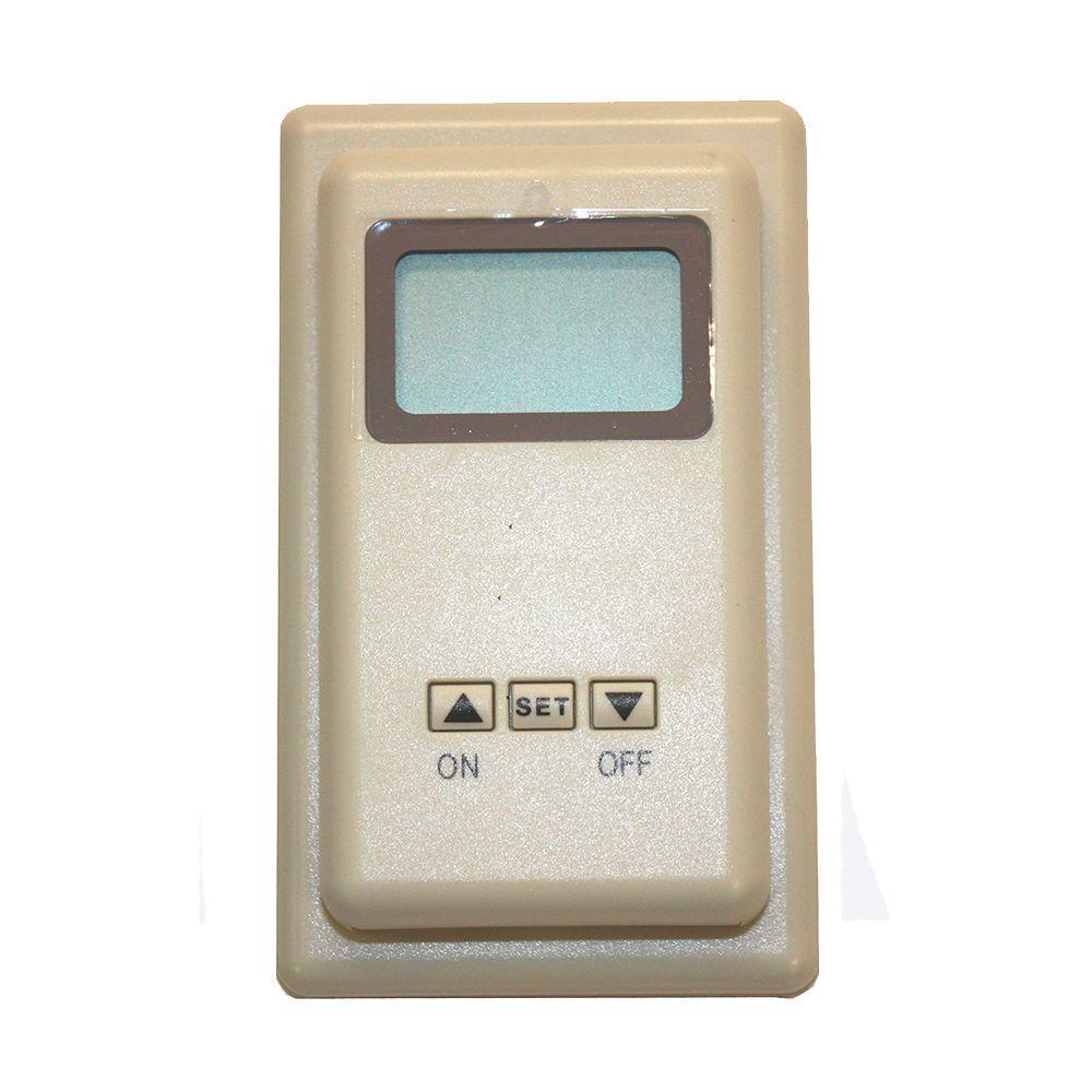 Wireless Digital Wall Thermostat
