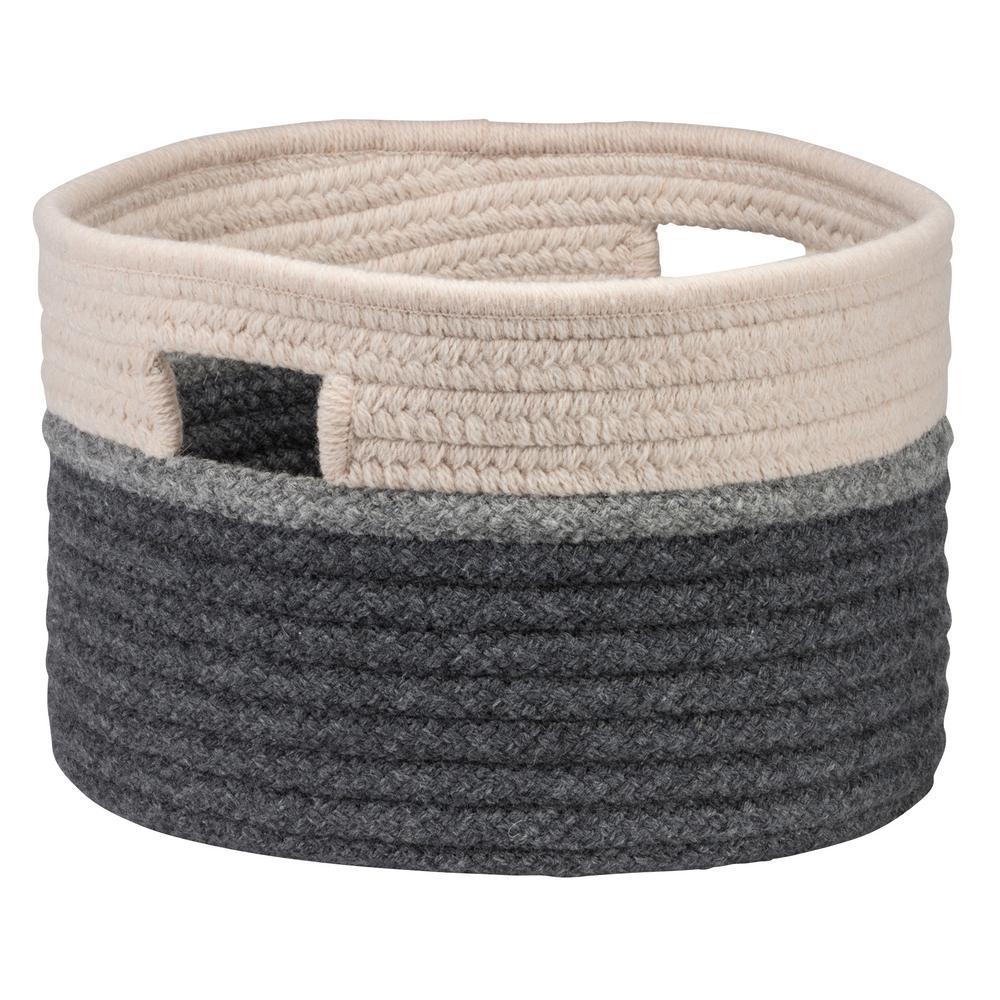 Sophia Wool Storage Basket
