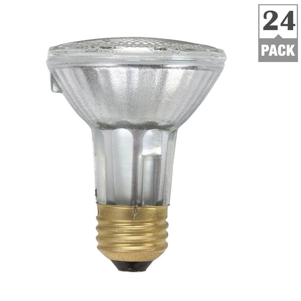 Outdoor Halogen Light Bulbs Philips 50 watt par20 equivalent halogen indooroutdoor flood light philips 50 watt par20 equivalent halogen indooroutdoor flood light bulb 24 workwithnaturefo