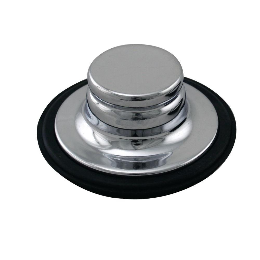 Westbrass Disposal Stopper in Polished Chrome