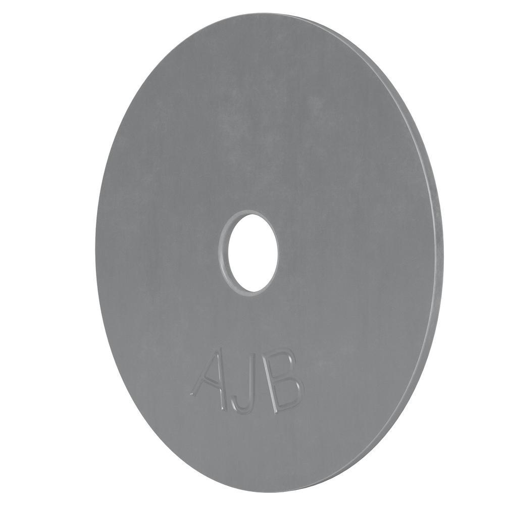 Hillman No 10 Fender Washer Zinc Plated Steel 100//Box