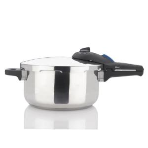 Z Pot 4 Qt. Stainless Steel Stovetop Pressure Cooker