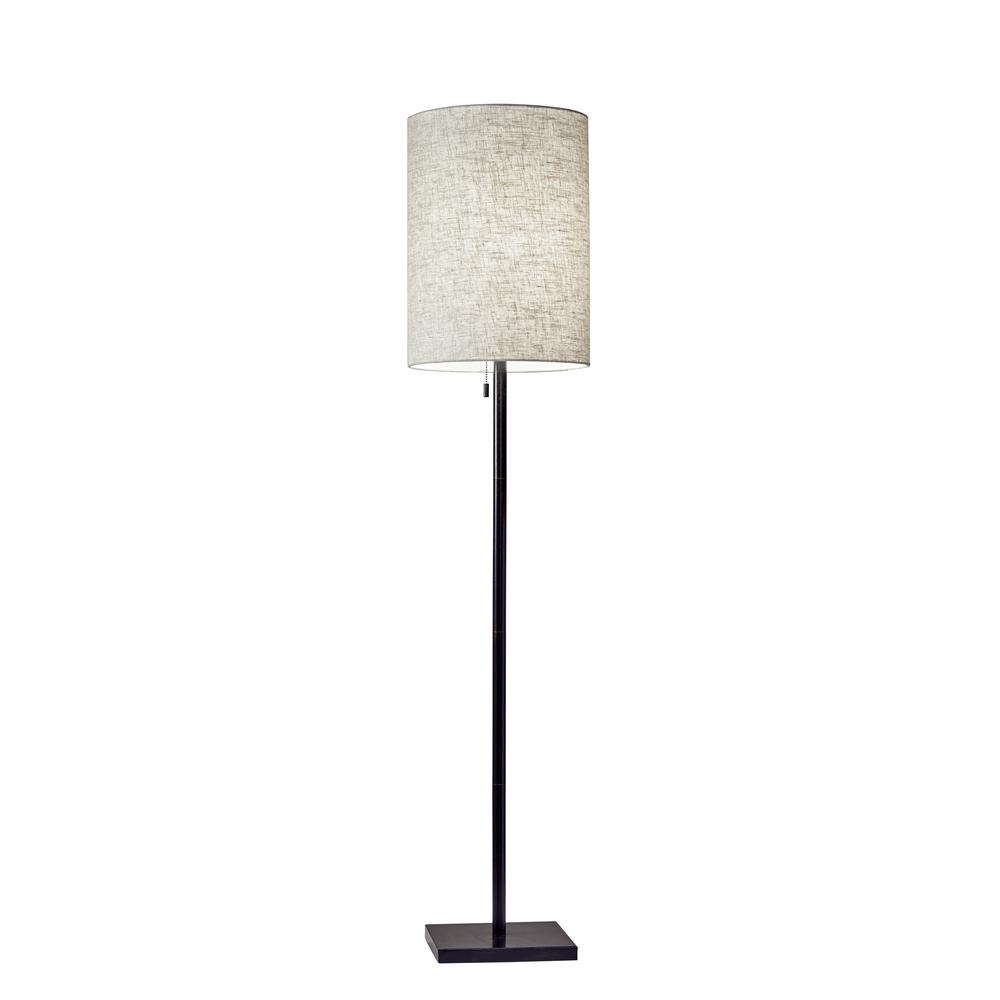 Liam 60.5 in. Bronze Floor Lamp