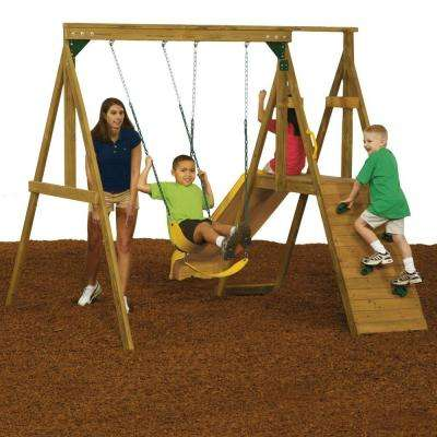 Sonoma Ready to Assemble Swing Set Kit