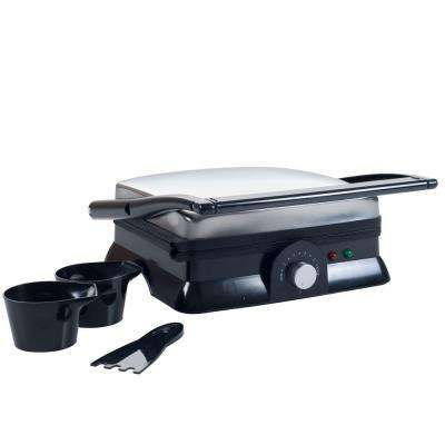 Large Non-Stick Panini Press