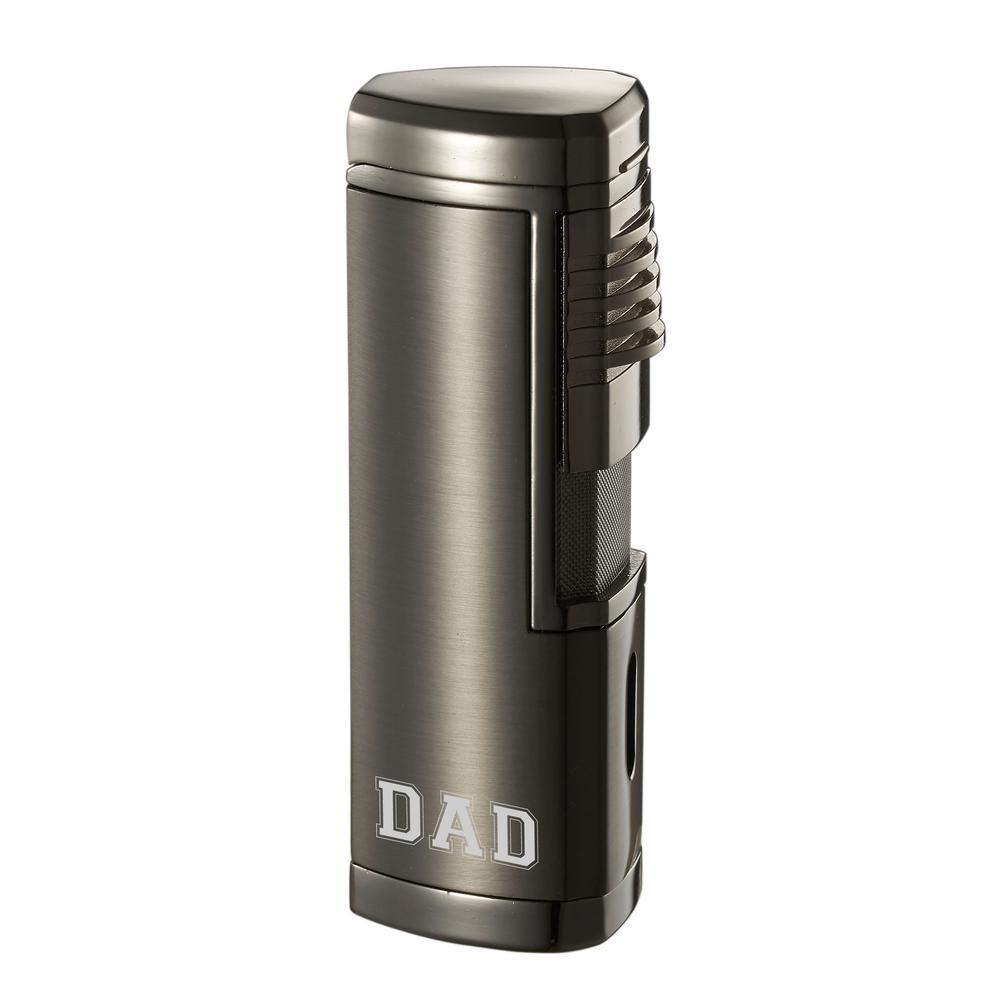 Pyrgos Dad Edition Quad Flame Torch Lighter