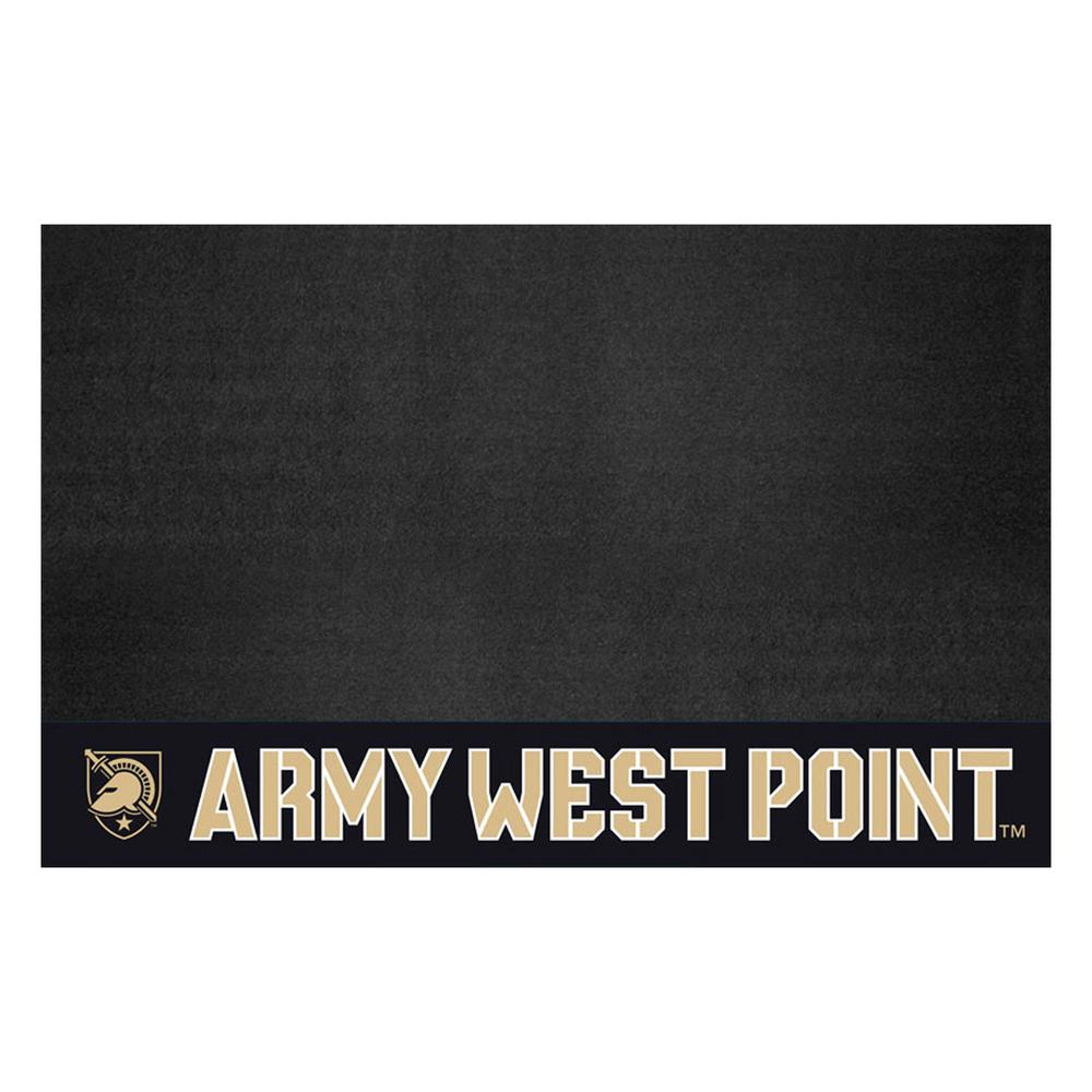 FANMATS NCAA - U.S. Military Academy 42 in. x 26 in. Vinyl Grill Mat